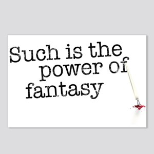 Power of fantasy Postcards (Package of 8)