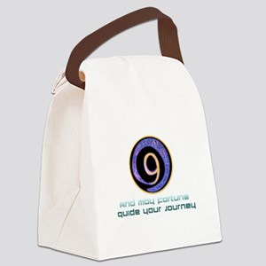 May fortune guide your journey Canvas Lunch Bag