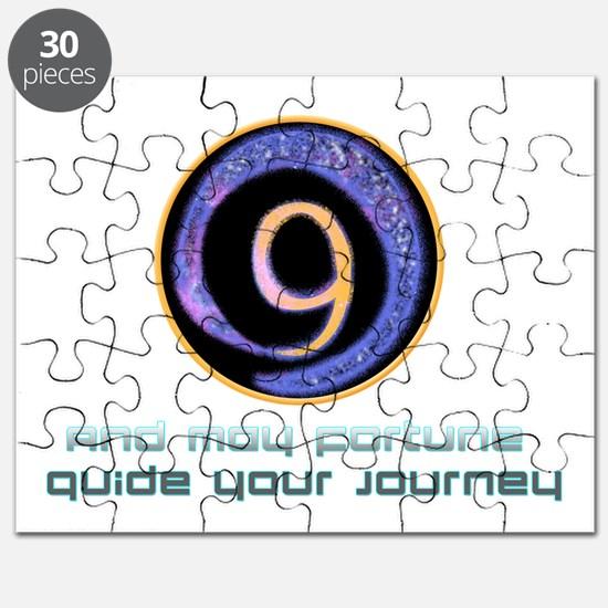 May fortune guide your journey Puzzle