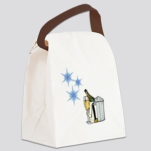a Toast Canvas Lunch Bag