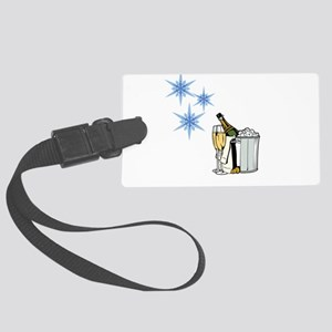 a Toast Large Luggage Tag