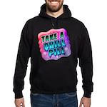 Take A Chill Pill Hoodie (dark)