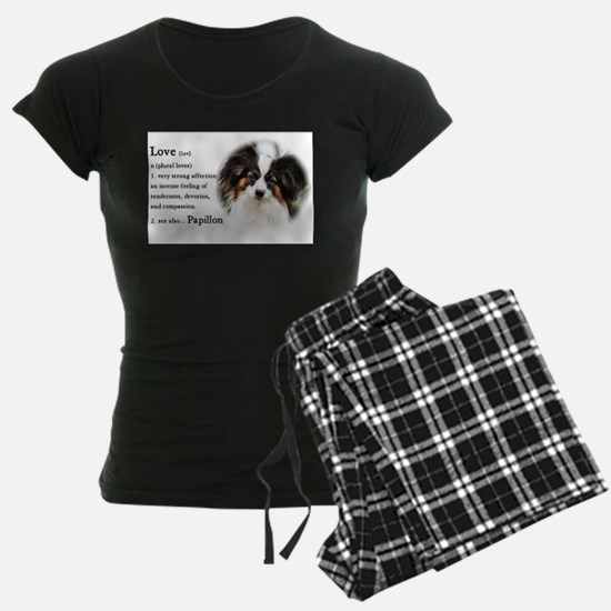 Papillon Gifts Pajamas