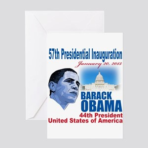 57th Presidential Inauguration Greeting Card