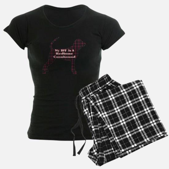 BFF Redbone Coonhound Pajamas