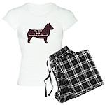 BFF Swedish Vallhund Women's Light Pajamas