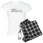 NB_Border Collie Women's Light Pajamas