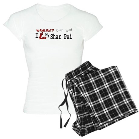 NB_Shar Pei Women's Light Pajamas