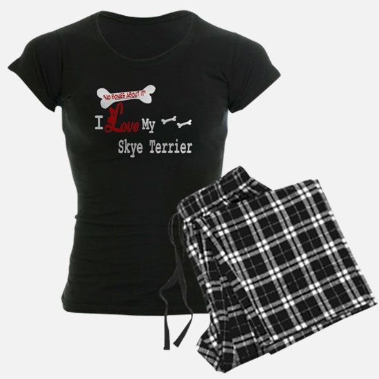 NB_Skye Terrier Pajamas
