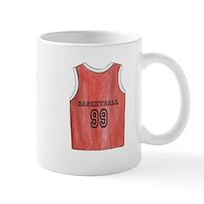 Basketball Jersey Mug