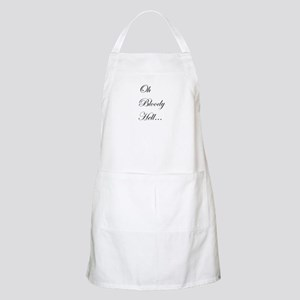 Oh Bloody Hell... Apron