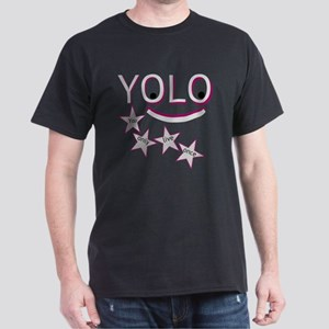 Happy Yolo Dark T-Shirt