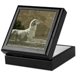Whippet Jewelry Box
