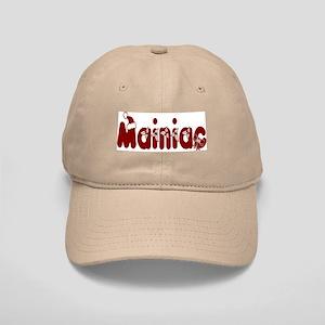 Christmas Mainiac Baseball Cap