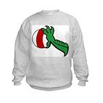 Midrealm Dragon's Treasure Kids Sweatshirt
