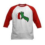 Midrealm Dragon's Treasure Kids Baseball Jersey