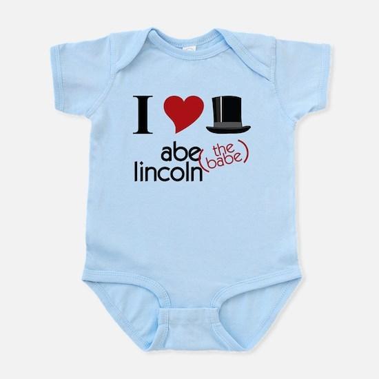 Abe The Babe Infant Bodysuit