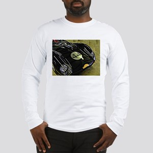 Vintage Racing Car Long Sleeve T-Shirt