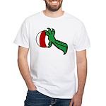 Midrealm Dragon's Treasure White T-Shirt