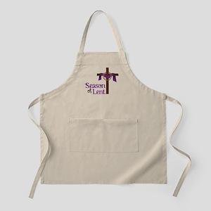 Season Of Lent Apron