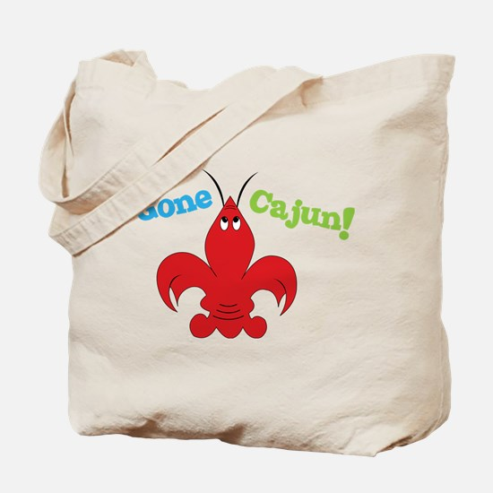 Gone Cajun Tote Bag