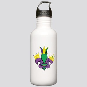 Mardi Gras Party Stainless Water Bottle 1.0L