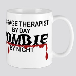 Massage Therapist Zombie Mug