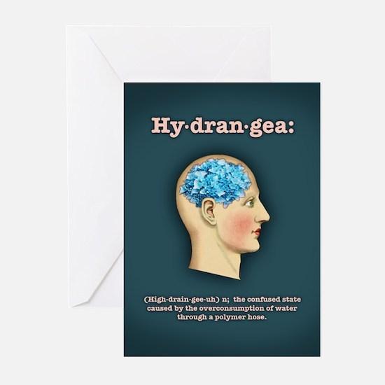 Hydrangea Greeting Cards (Pk of 10)