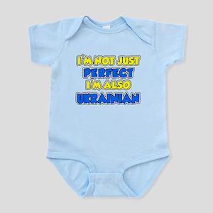Not Just Perfect Ukrainian Infant Bodysuit