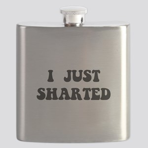 Just Sharted Flask