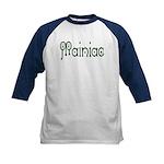 Mainiac Kids Baseball Jersey