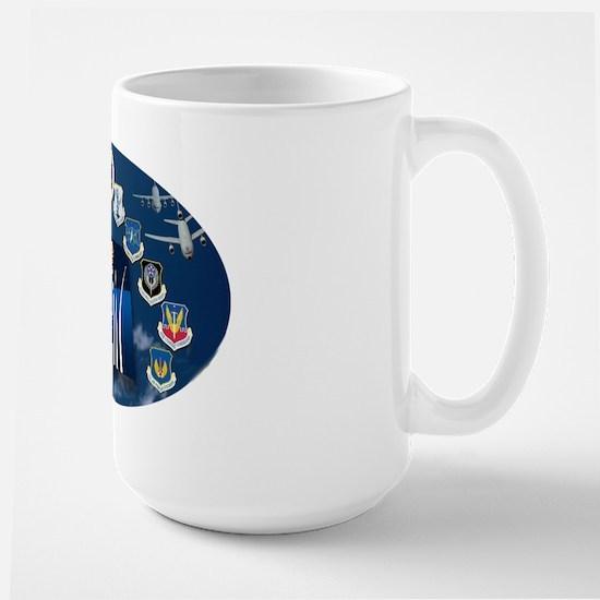 All Commands 60th Large Mug