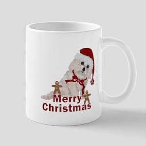 Cockapoo Christmas Mug