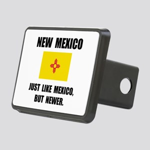 New Mexico Newer Rectangular Hitch Cover