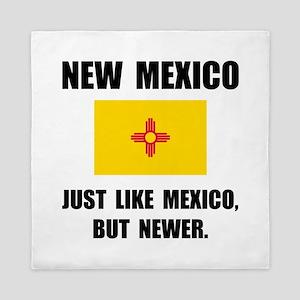 New Mexico Newer Queen Duvet