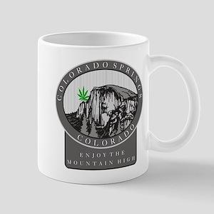 Colorado Spring Cannabis Mug