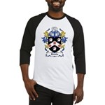 Lennie Coat of Arms Baseball Jersey