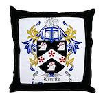 Lennie Coat of Arms Throw Pillow