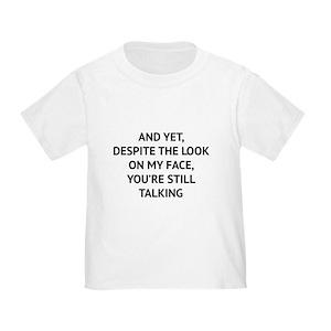 eb726dd5cd5 Funny Toddler T-Shirts - CafePress