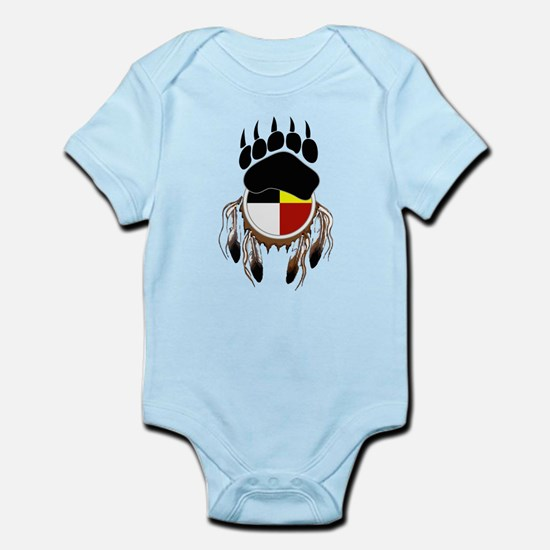 Circle Of Courage Infant Bodysuit