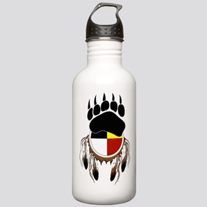 Circle Of Courage Stainless Water Bottle 1.0L