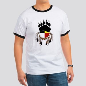 Circle Of Courage Ringer T