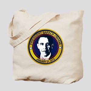 Obama Inauguration 2013 Tote Bag