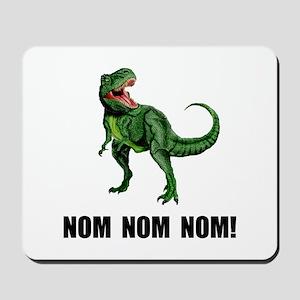 Rex Nom Nom Mousepad