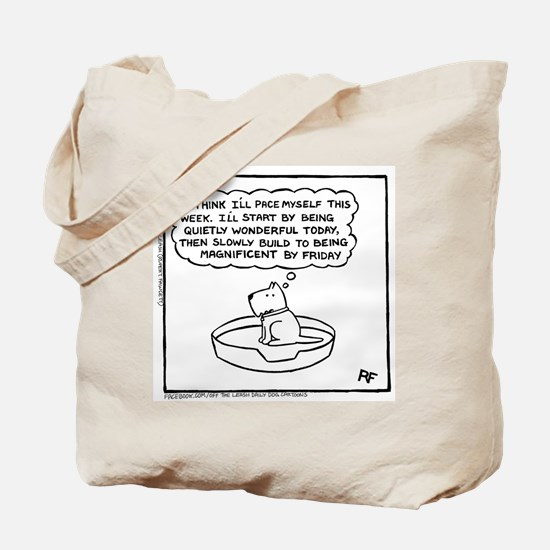 Quietly Wonderful Tote Bag