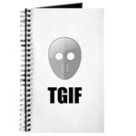 TGIF Jason Hockey Mask Journal