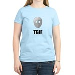 TGIF Jason Hockey Mask Women's Light T-Shirt