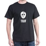 TGIF Jason Hockey Mask Dark T-Shirt