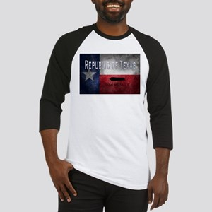 Republic of Texas Baseball Jersey