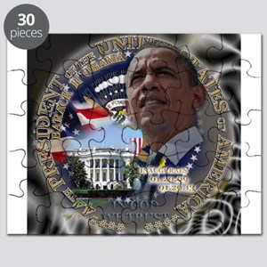 Obama Re-elected Puzzle